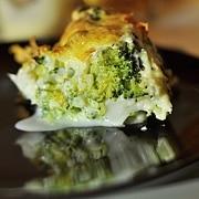 Brokolice zapečená s květákem - recept