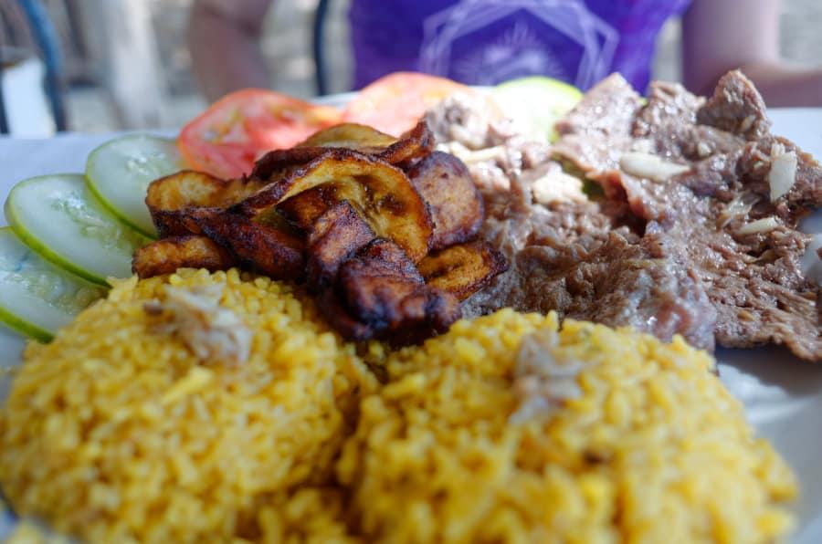 Jak se na Kubě najíte - super skvělé jídlo