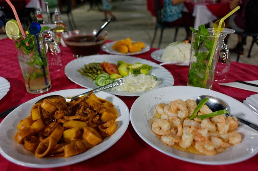 Jak se na Kubě najíte - nejlahodnější jídlo, co jsme na Kubě měli