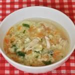 Recept na kuřecí vývar (s kapáním)